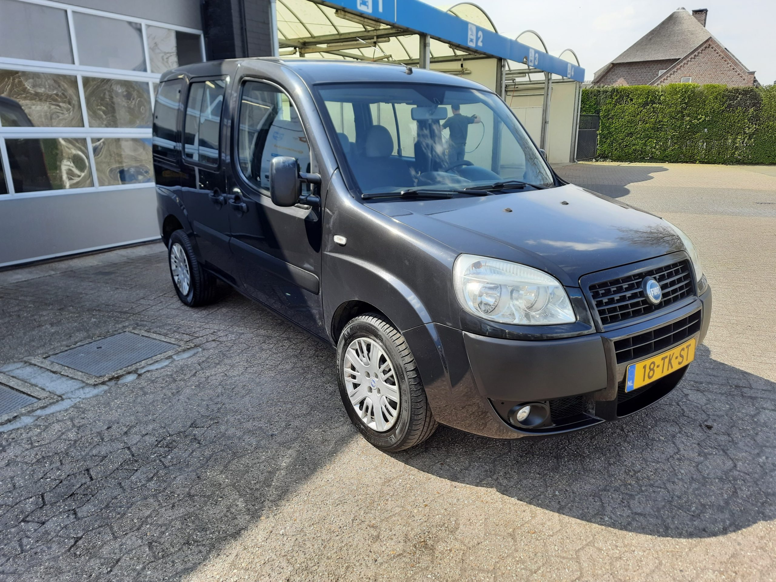 Fiat Doblo 1.4 airco (VERKOCHT)