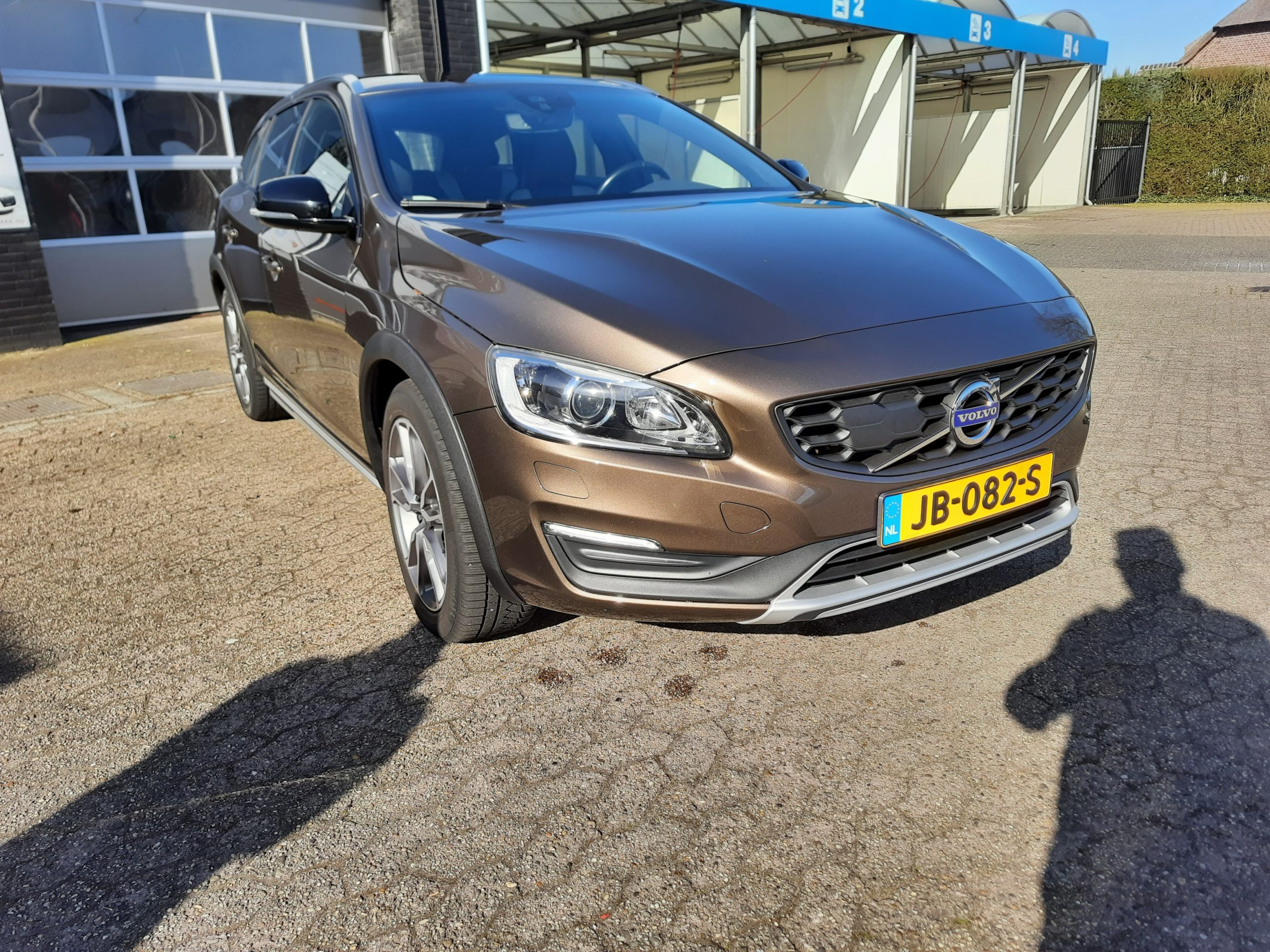 Volvo V60 CC D4 Summum Winterline Scandinavian Line