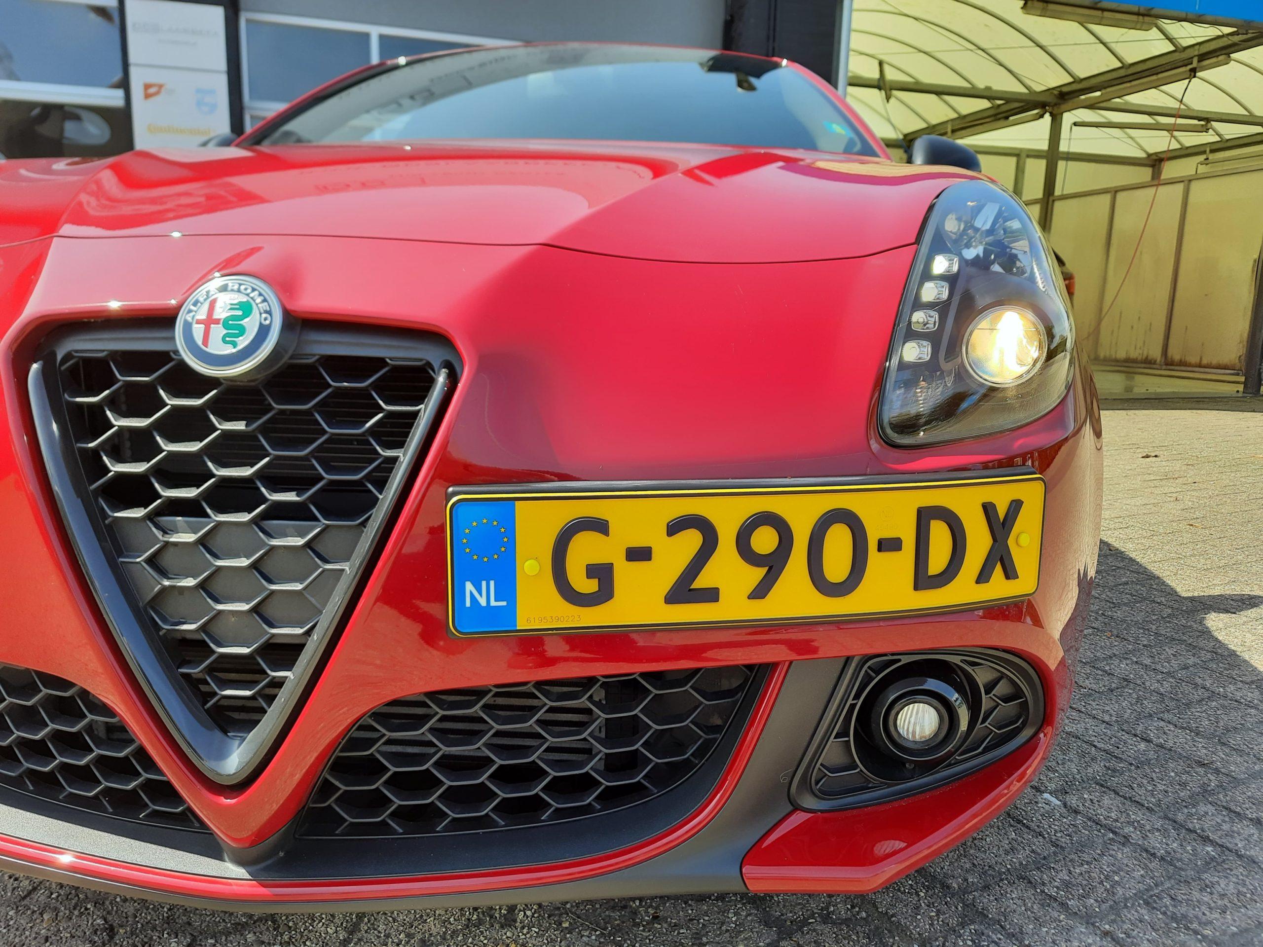Alfa Romeo Giulietta 1.4 T sport 2019